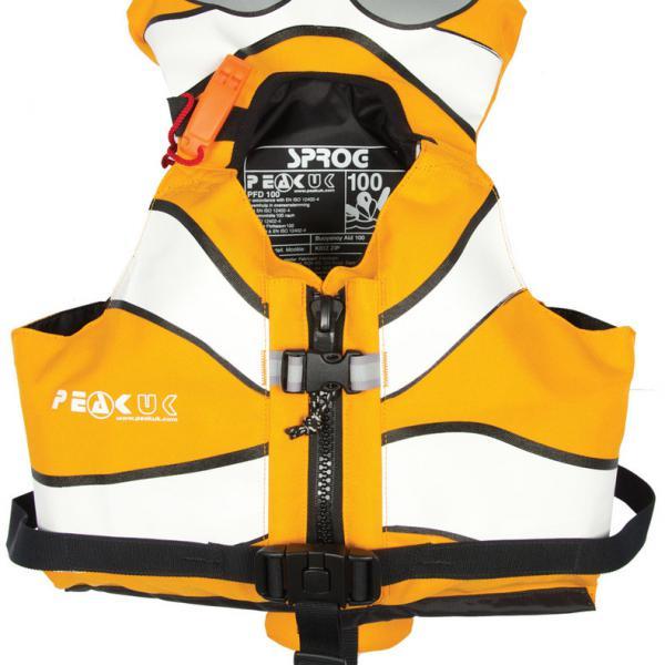 Peak UK Kids Zip Life Jacket