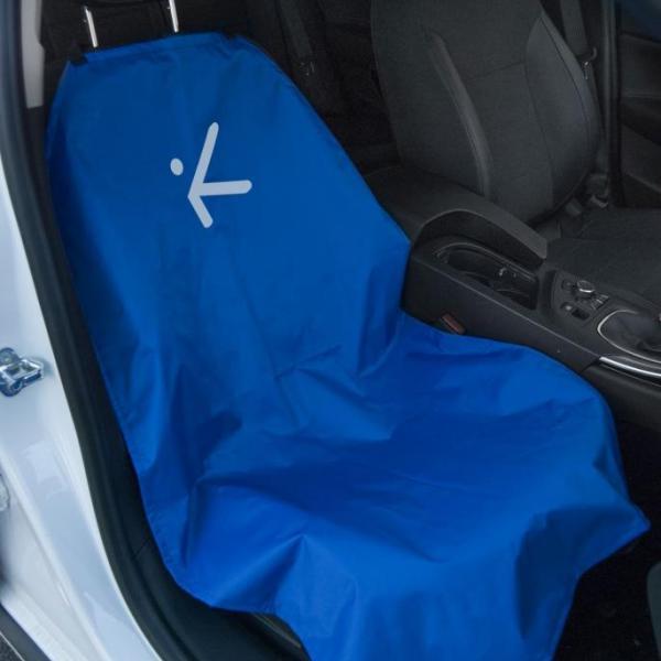 Hiko Seat Cover schwarz